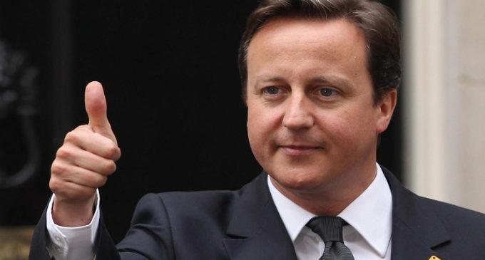 """David Cameron, fostul premier al Marii Britanii: """"Brexitul nu este atât de rău!"""""""