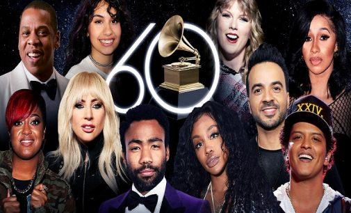 Cea de-a 60-a ediție a premiilor Grammy 2018 sub semnul #MeToo!