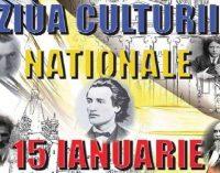 Ziua Culturii Naționale, sărbătorită în țară prin diverse evenimente!
