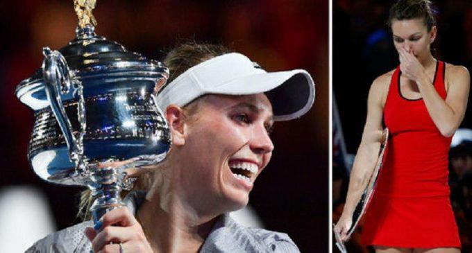Nici a treia oară nu a fost cu noroc. Simona Halep învinsă în finala de la Australian Open!