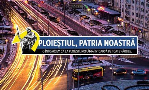 Ploieștiul Patria Noastră, o nouă înfățișare! Citește, vezi și informează-te!