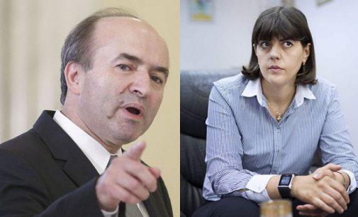 VIDEO/ Ministrul Justiției, Tudorel Toader a cerut revocarea Laurei Codruța Kovesi