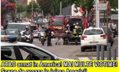 ATAC ARMAT în Statele Unite: Cel puţin doi morţi într-un atac armat comis într-o universitate din Michigan (VIDEO)