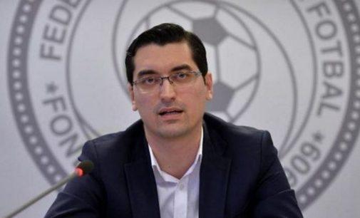 """Răzvan Burleanu își dorește un nou mandat la șefia FRF! """"Am depus dosarul!"""""""