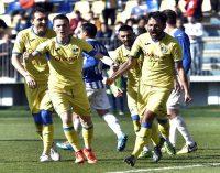 """""""Lupii Galbeni"""", victorie în startul returului. Petrolul – CS Sporting Roșiori 1-0"""