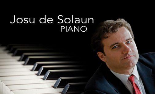 """Pianist de renume mondial pe scena Filarmonicii """"Paul Constantinescu"""" din Ploiești"""
