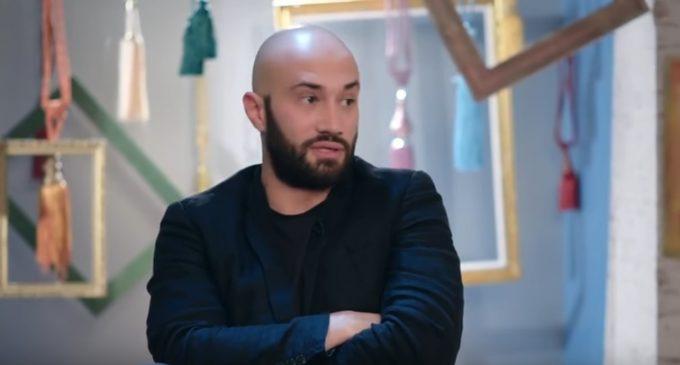 VIDEO INCENDIAR / Mihai Bendeac s-a sărutat pasional cu o actriţă!