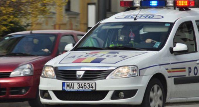 Împușcături în Capitală! Șofer periculos urmărit
