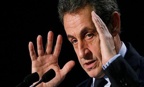 Fostul președinte francez Nicolas Sarkozy, reținut de poliție