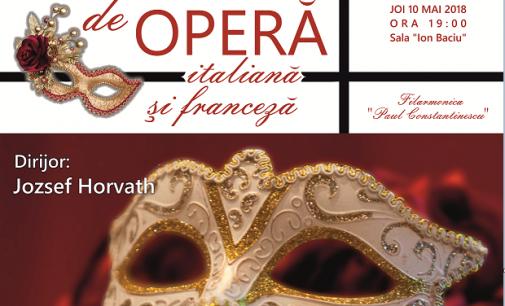 EVENIMENT | Gala Extraordinară de OPERĂ italiană şi franceză